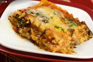 Spinach Lasagna Recipes
