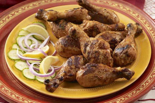 Indian Tandoori BBQ Chicken