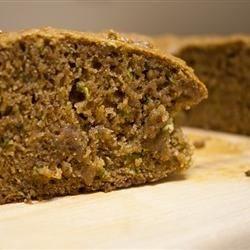 Kingman's Vegan Zucchini Bread