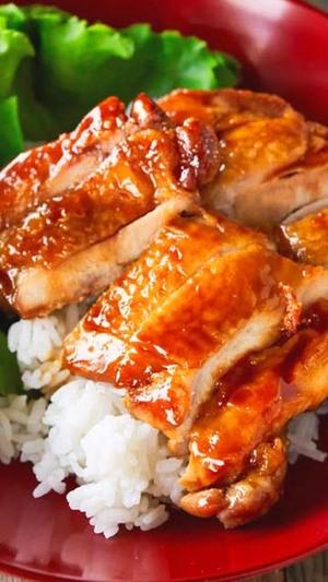 Authentic Japanese Teriyaki Chicken