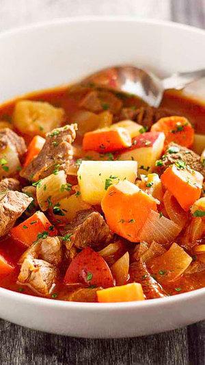 Best Ever Instant Pot Beef Stew